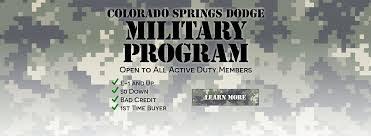 Colorado Springs Dodge >> Colorado Springs Dodge Colorado Largest Dodge Dealer