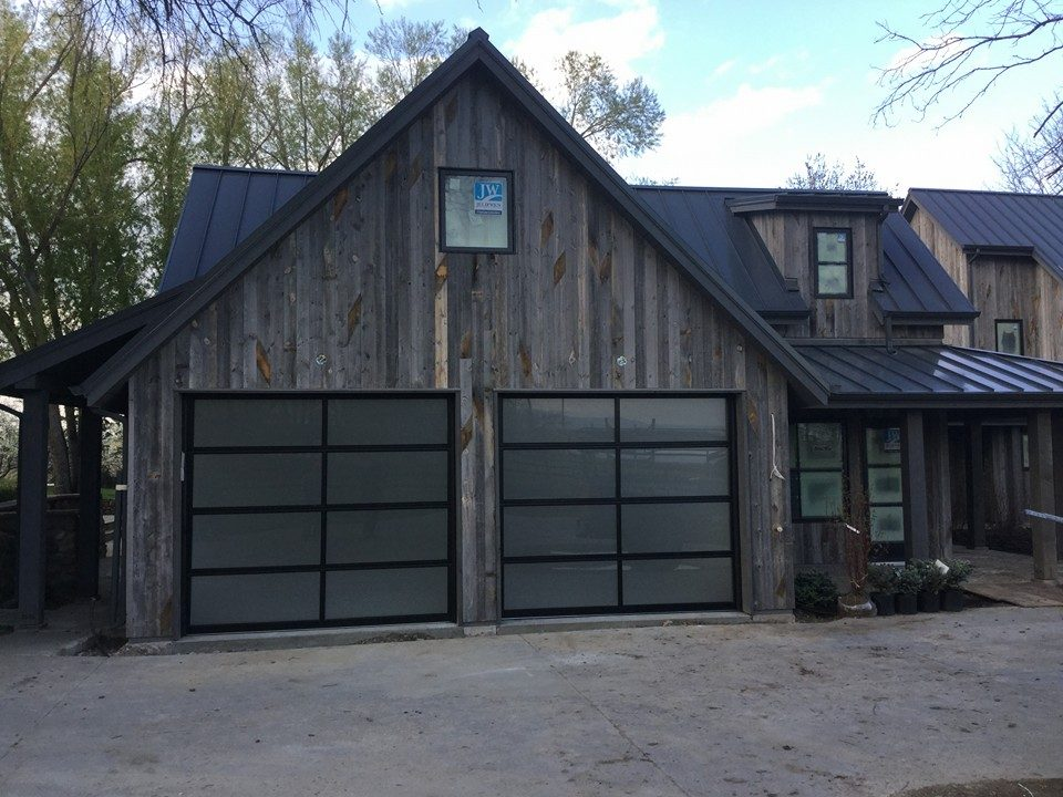 One Clear Choice Garage Doors Your One Clear Choice For Garage