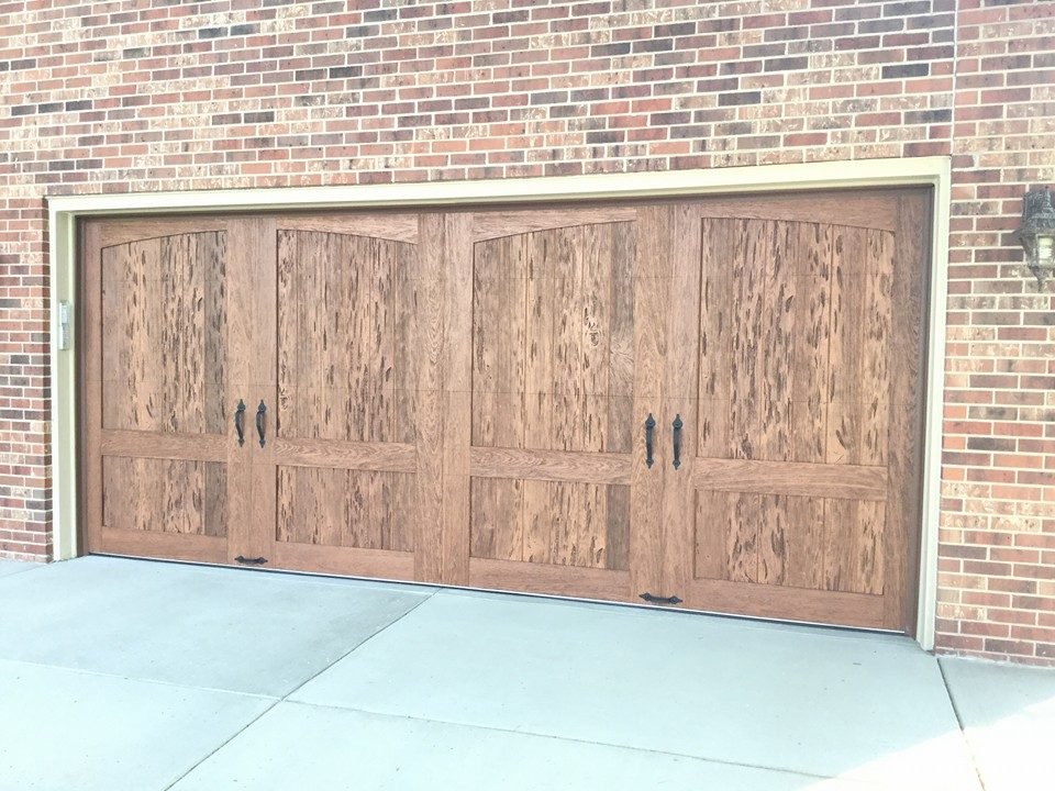 One Clear Choice Garage Doors Your One Clear Choice For